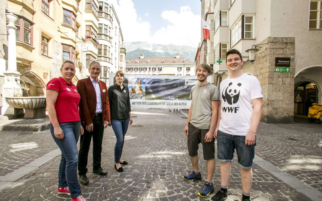 Allianz für die Seele der Alpen startet Petition