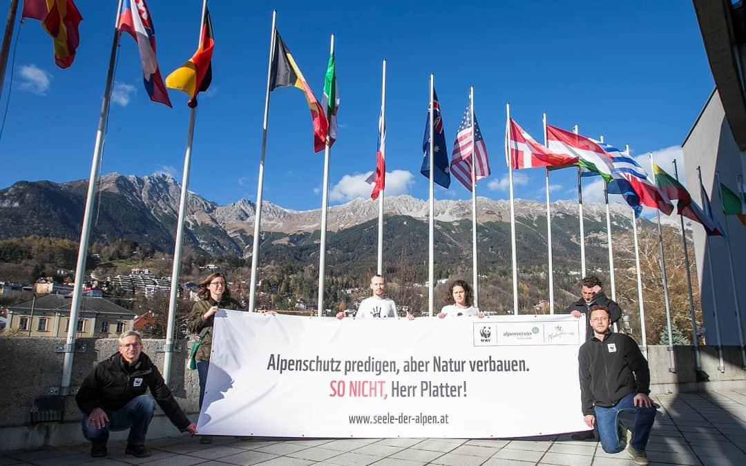 WWF an LH Platter: Bekenntnis zum Bodenschutz im krassen Widerspruch zur aktuellen Naturschutzpolitik